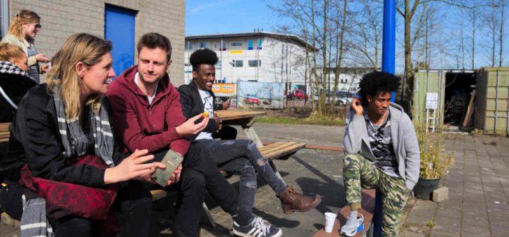 Het zijn de mensen die Amsterdam Nieuw-West maken