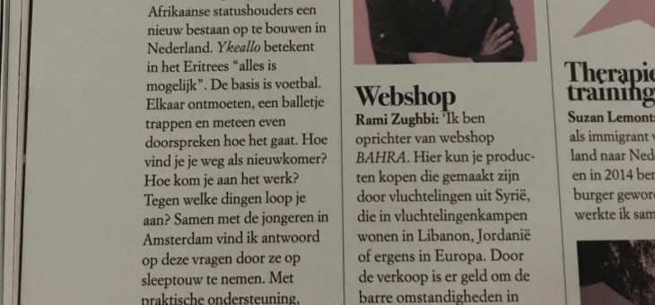 150 helden in Jan Magazine